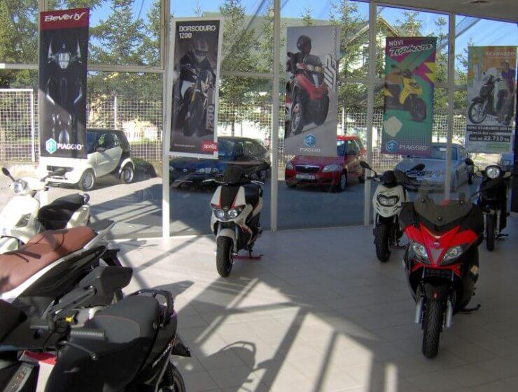 Novi Piaggio prodavatelj u Koprivnici