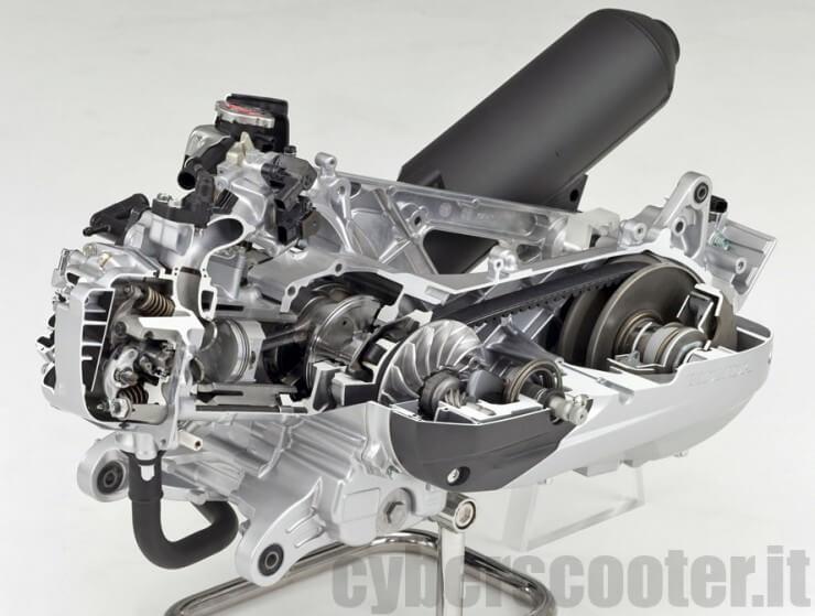 Honda uvodi novi 125 ccm motor