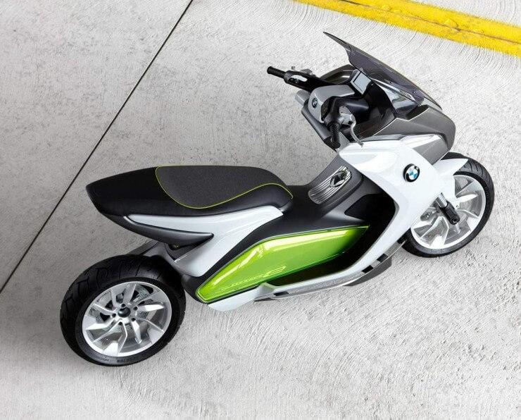 """BMW """"Concept e"""""""