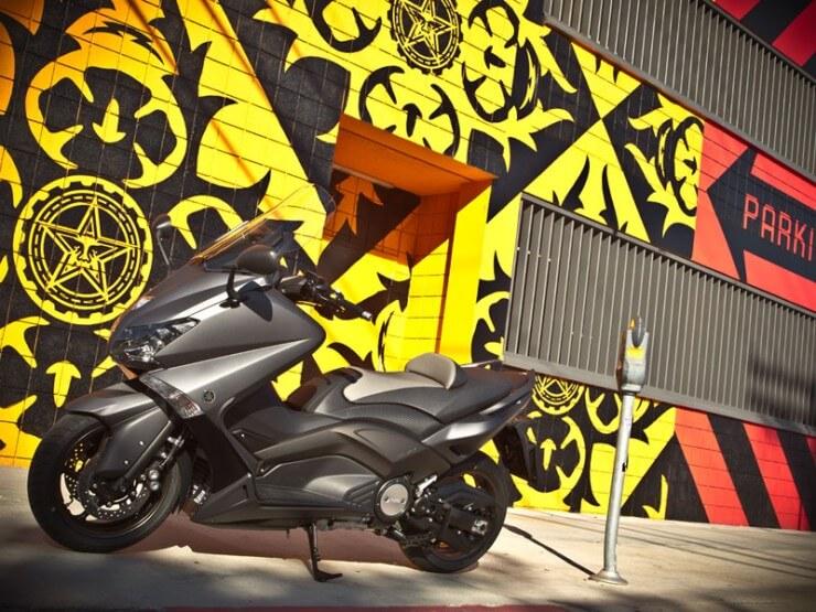 Yamaha TMAX 530 / 530 ABS