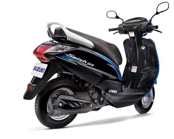 Suzuki Swish 125: Japanski Baotian za indijsko tržište