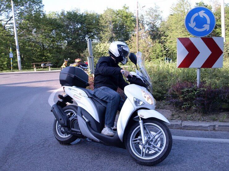 Test: Yamaha Xenter 150