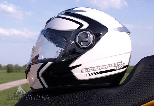 Test kacige: Scorpion EXO-500 WEST