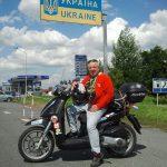 Vladimir Šplajt na putovanju