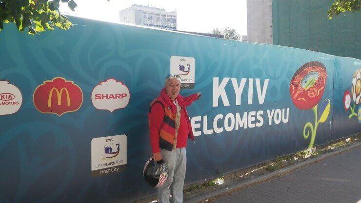 Skuterom od Osijeka do Staljingrada 2.dio