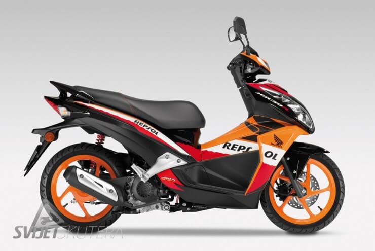 Honda NSC 50R Repsol