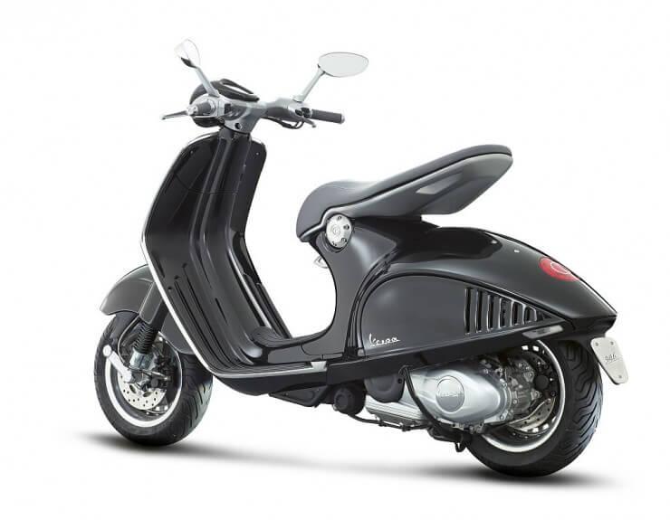 EICMA 2012 – NEW Vespa 946