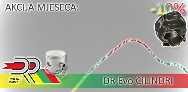 Skuterist.Hr: DR Evo cilindri na akciji