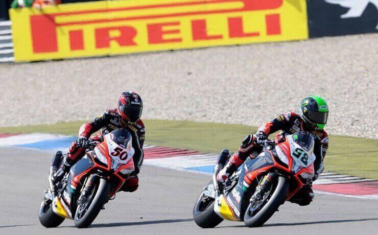 WSBK – ASSEN: Dobar vikend za Aprilia Racing Team