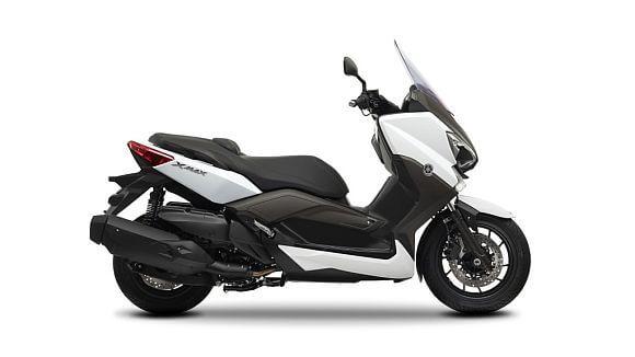 Yamaha x-max 400 3