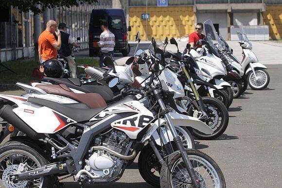 Kreće Moto Live Tour Piaggio Grupe