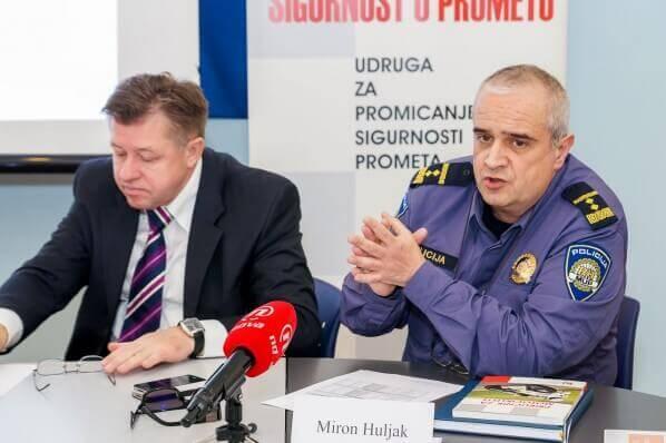 Ivo Jelusic (SUP) i Miron Huljak (MUP)