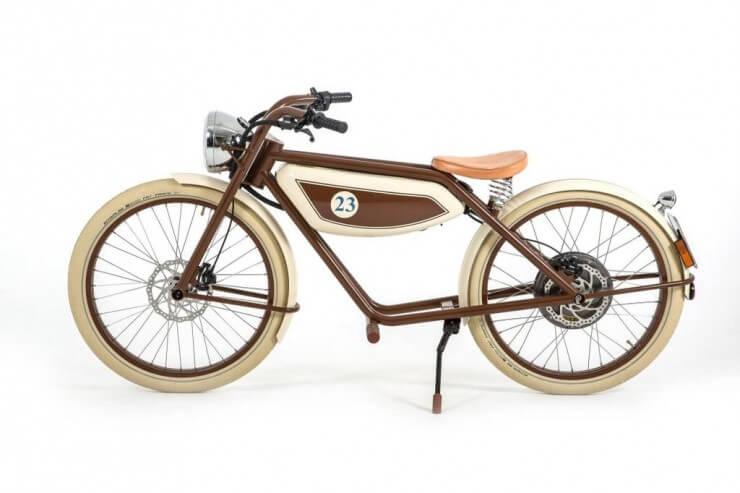 Motorman – električni moped iz Nizozemske