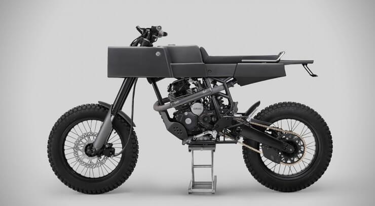 Yamaha Scorpio iz Indonezije