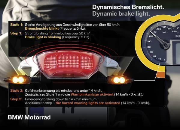 BMW uvodi dinamička stop-svjetla